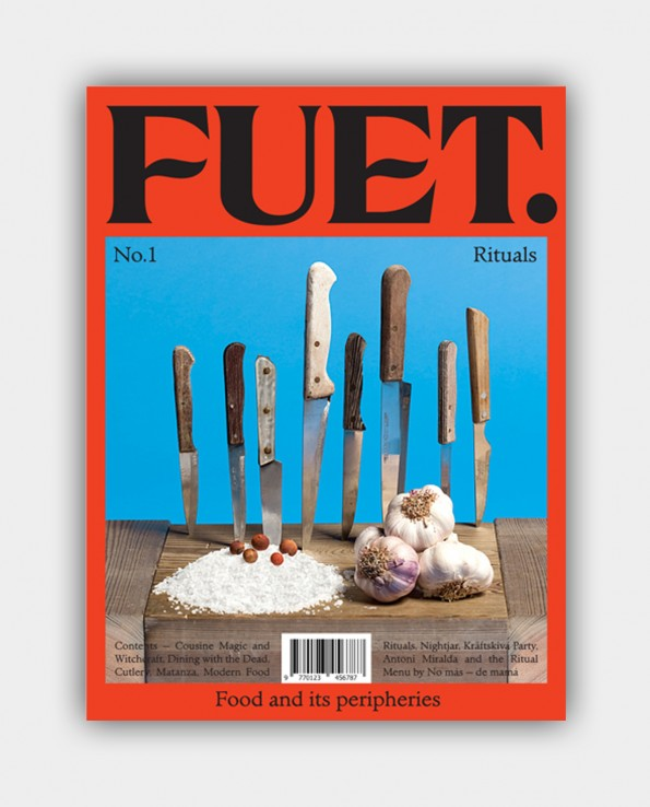 FUET magazine. Vol. 1