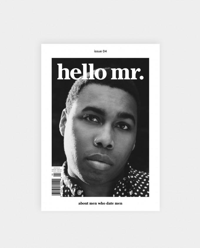HELLO MR. #4