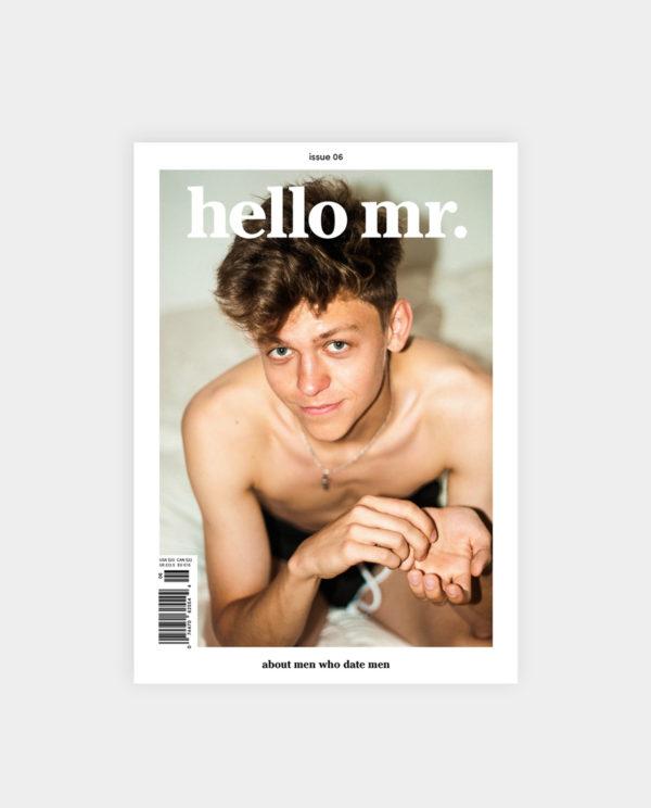 Hello Mr. #6 (Last copies)